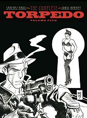 cover: Torpedo vol 5 (HC) by Abuli and Bernet
