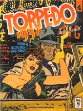 cover: Torpedo 1936 #4 by Abuli and Bernet