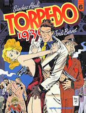 cover: Torpedo 1936 #6 by Abuli and Bernet