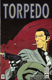 cover: Torpedo #3 by Abuli and Bernet