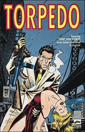 cover: Torpedo #4 by Abuli and Bernet