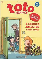 cover: Toto Trouble - A Deadly Jokester