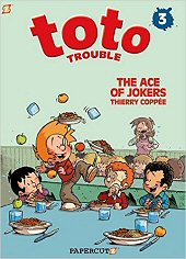 cover: Toto Trouble - The Ace of Jokers