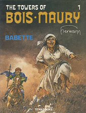 cover: The Towers of Bois-Maury Volume 1: Babette