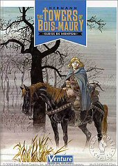 cover: The Towers of Bois-Maury Volume 2: Eloise de Montgri
