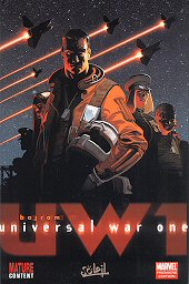 cover: Universall War One