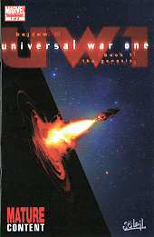 cover: Universall War One #1
