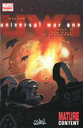 cover: Universall War One #2