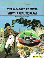cover: The Vagabond of Limbo - What is Reality , Papa?