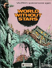cover: Valerian - World Without Stars