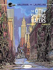 cover: Valerian - The City of Shifting Waters