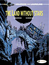 cover: Valerian - The Land Without Stars