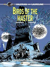 cover: Valerian - Birds of the Master