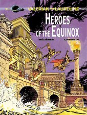cover: Valerian - Heroes of the Equinox