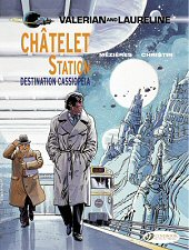 cover: Valerian - Chatelet Station, Destination Cassiopeia