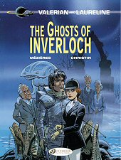 cover: Valerian - The Ghosts of Inverlochs