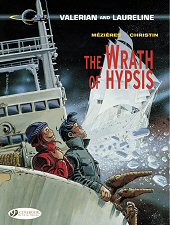 cover: Valerian - The Wrath of Hypsis