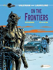 cover: Valerian - On the Frontiers