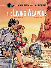 cover: Valerian - The Living Weaponss