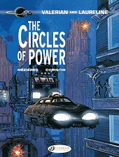cover: Valerian - The Circles of Power