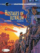 cover: Valerian - Hostages of Ultralum