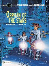cover: Valerian - Orphan of the Stars