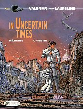 cover: Valerian - In Uncertain times