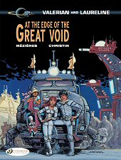 cover: Valerian - At the Edge of the Great Void