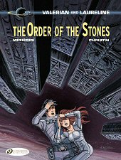 cover: Valerian - The Order of the Stones