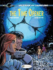 cover: Valerian - The Time Opener