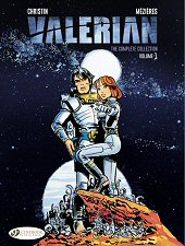 cover: Valerian - The Complete Collection Vol. 1