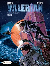 cover: Valerian - The Complete Collection Vol. 2