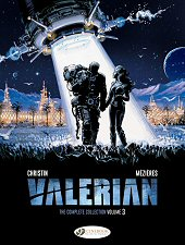 cover: Valerian - The Complete Collection Vol. 3