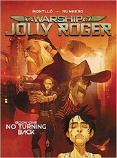 cover: Warship Jolly Roger 1 - No Turning Back