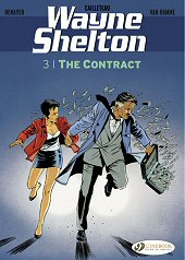 cover: Wayne Shelton - The Contract