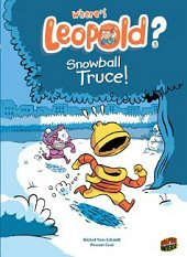 cover: Where's Leopold? - Snowball Truce!