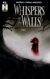 cover: Whispers in the Walls, Volume 1/6