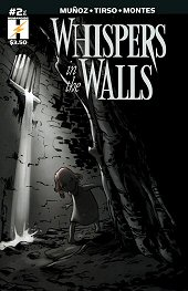 cover: Whispers in the Walls, Volume 2/6
