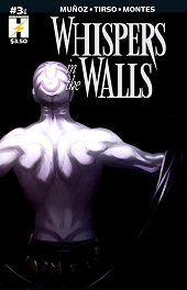 cover: Whispers in the Walls, Volume 3/6