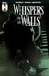 cover: Whispers in the Walls, Volume 4/6