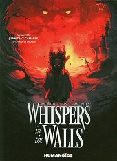 cover: Whispers in the Walls