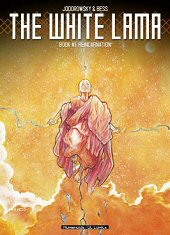 cover: The White Lama - - Book #1: Reincarnation