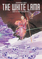 cover: The White Lama - - Book #2: Road to Redemption