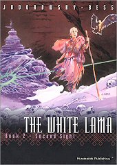 cover: The White Lama - #2 Second Sight