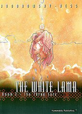 cover: The White Lama - #3 The Three Ears