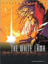 cover: The White Lama - #4 The Fourth Voice