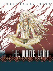 cover: The White Lama - #5 Open Hand, Closed Fist