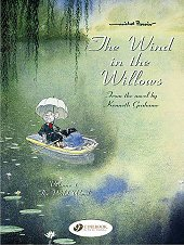 cover: The Wind in the Willows #1 - The Wild Wood
