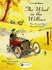 cover: The Wind in the Willows #2 - Badger, Toad, and the Motorcar