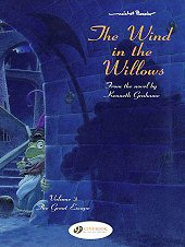 cover: The Wind in the Willows #3 - The Great Escape